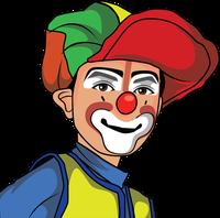 10 anys de Xarop Clown. Espectacle amb els pallassos.