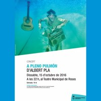 A pleno pulmón, concert d'Albert Pla
