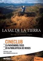 Cineclub: La Sal de la Tierra, de Wim Wenders i Juliano Ribeiro Salgado