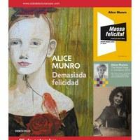 """Club de lectura Roses: """"Massa Felicitat"""", d'Alice Munro"""