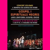 Concert de gospel i espirituals negres