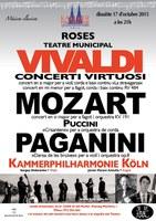 Concert de l'Orquestra de Cambra La Filharmònica de Colònia
