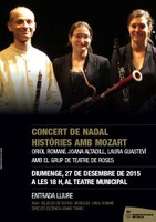 Concert de Nadal. Històries amb Mozart