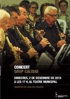 Concert del grup Calidae