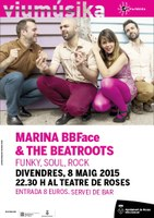Concert: Marina BBFACE & The Beatroots