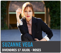 Festival Sons del Món. Concert de Suzanne Vega