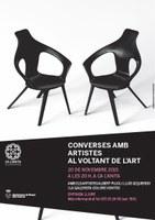 Converses amb artistes: Al voltant de l'art