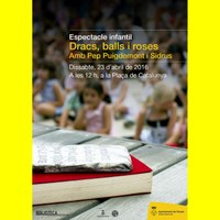 Dia de Sant Jordi - Dracs, balls i roses
