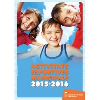 Escoles esportives 2015-2016