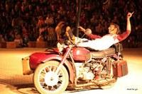 Espectacle de circ: Sidecar