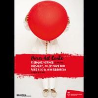 Hora del conte: El Globus Vermell