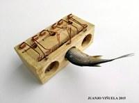 """Inauguració de l'exposició de Juanjo Viñuela: """"Pintura, poesia, objectes d'art i paella"""""""