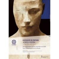 """Inauguració exposició de pintura """"Com un vas buit"""", de Jordi Isern"""