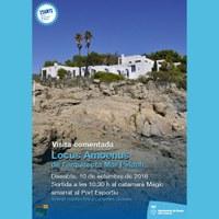 Locus Amoenus, de Mar Pèlach: La casa Rozes des del mar