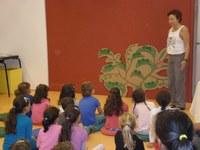 """Petits lectors: Club de lectura per a mainada """"El camaleó enfadat"""""""