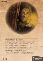 """Presentació de llibre """"La llegenda de la sardana"""""""