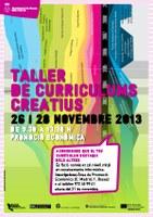 Taller de currículums creatius