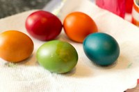 Taller d'ous de Pasqua