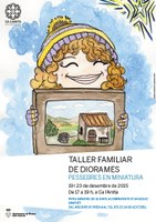 Taller familiar de diorames
