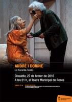 Teatre: André i Dorine