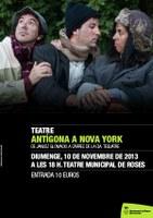 "Teatre ""Antígona"""