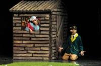 """Teatre d'optimist """"Els tres porquets"""""""