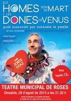 Teatre: Els homes són de Mart i les dones de Venus