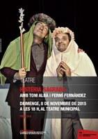 Teatre: Histèria Sagrada. Antepenúltim capítol: El Messies