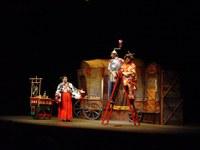 "Teatre infantil ""Colossal"", de la Cia Teatre Mòbil"