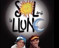 """Teatre infantil """"El sol amb la lluna"""""""