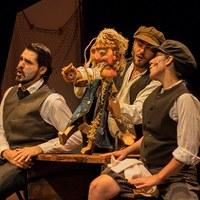 """Teatre infantil """"Viatge a l'illa del Tresor"""""""