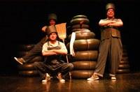 """Teatre infantil: """"Volta de Roda"""""""