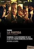 """Teatre: """"La Partida"""", de Patrick Marber"""