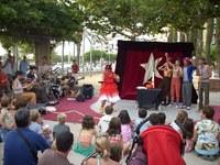 Teatre musical itinerant: Els avis Enric i Marieta