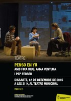 Teatre: Penso en Yu, de Carole Fréchette