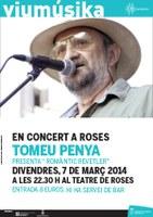 Tomeu Penya en concert