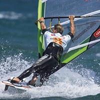 Travessia de windsurf i vela lleugera L'Escala - Roses