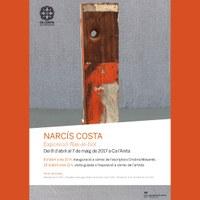 Visita guiada a l'exposició Ras-le-bol de l'escultor Narcís Costa
