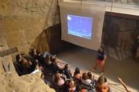 Visita guiada amb observació astronòmica: Nit d'estels al Castell. En anglès i castellà.