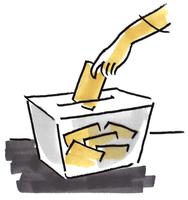 """Xerrada: """"Decide tu futuro votando"""""""