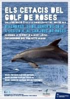 """Xerrada """"Els cetacis del Golf de Roses"""""""