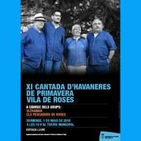 XI Cantada d'Havaneres Vila de Roses