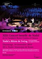 XII Concert Benèfic de Nadal de la Fundació Roses Contra el Càncer