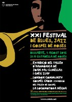 XXI Festival de Blues, Jazz i Gospel