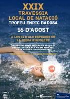 """XXIX Travessia Local de Natació """"Trofeu Enric Badosa"""""""