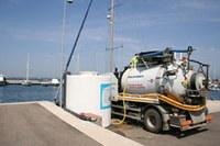 Captació aigua mar