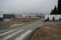 Carretera del Mas Oliva- àmbit d'actuació