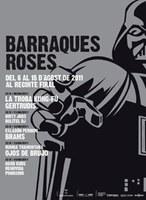 Cartell Barraques 2011