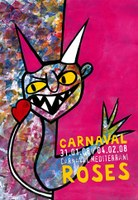 Cartell Carnaval 2008