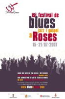 Cartell del Carnaval de Roses 2007